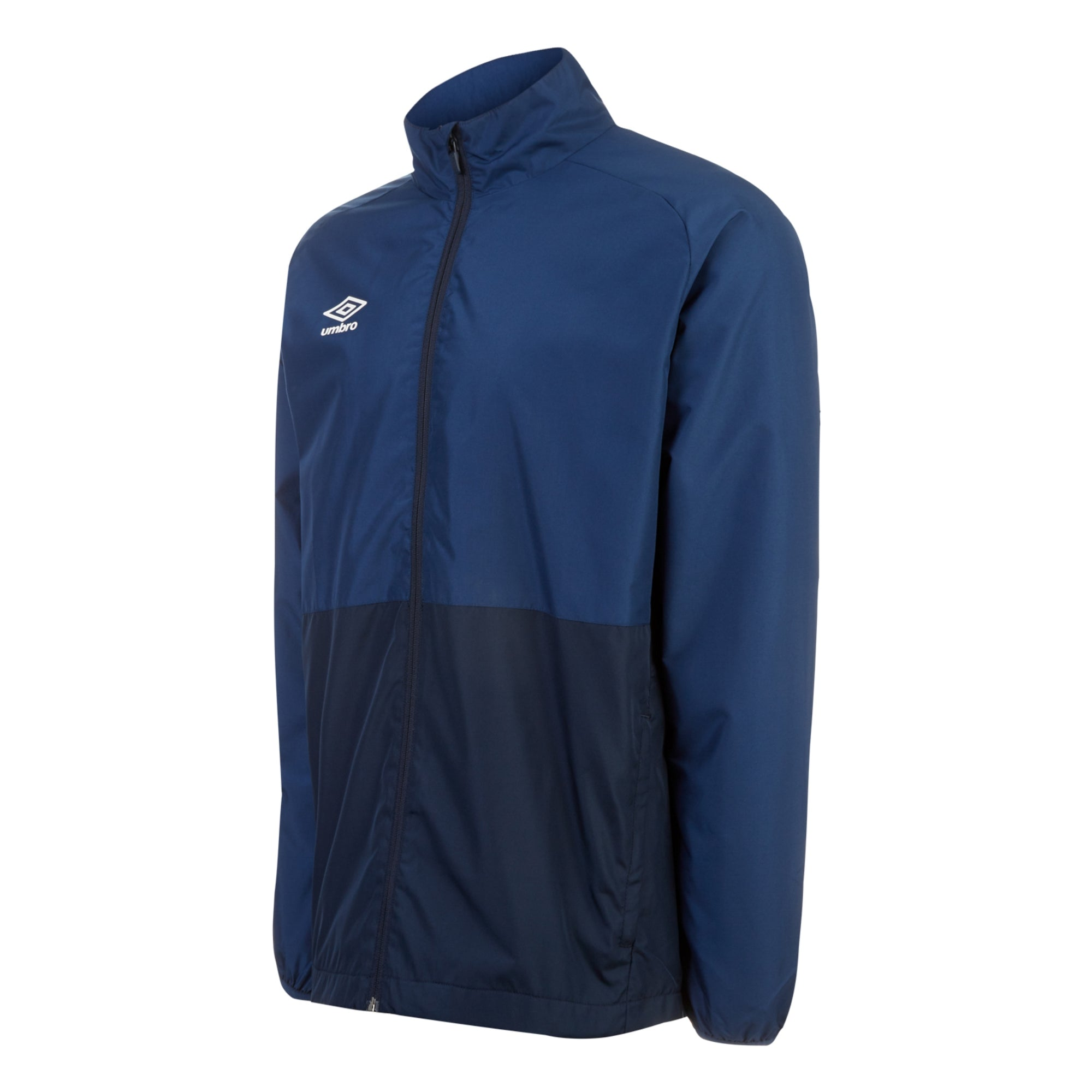 Umbro Training Shower Jacket - Navy/Dark Navy