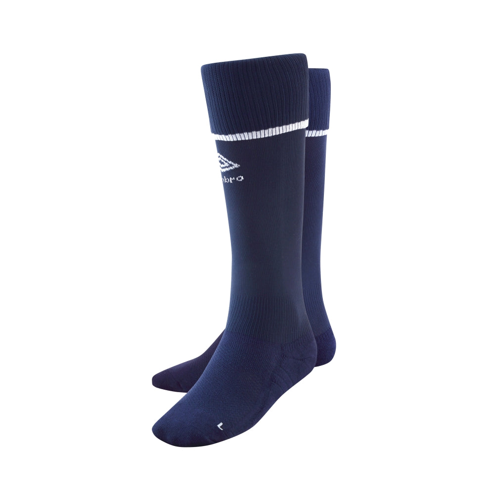 Umbro Tipped Sock - Dark Navy/White