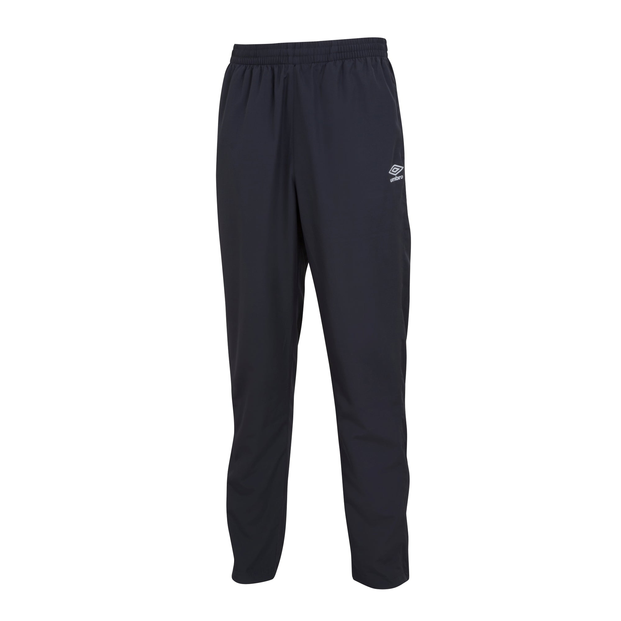 14a854b9f63e Umbro Woven Pant - Black - footballkitsdirect.com