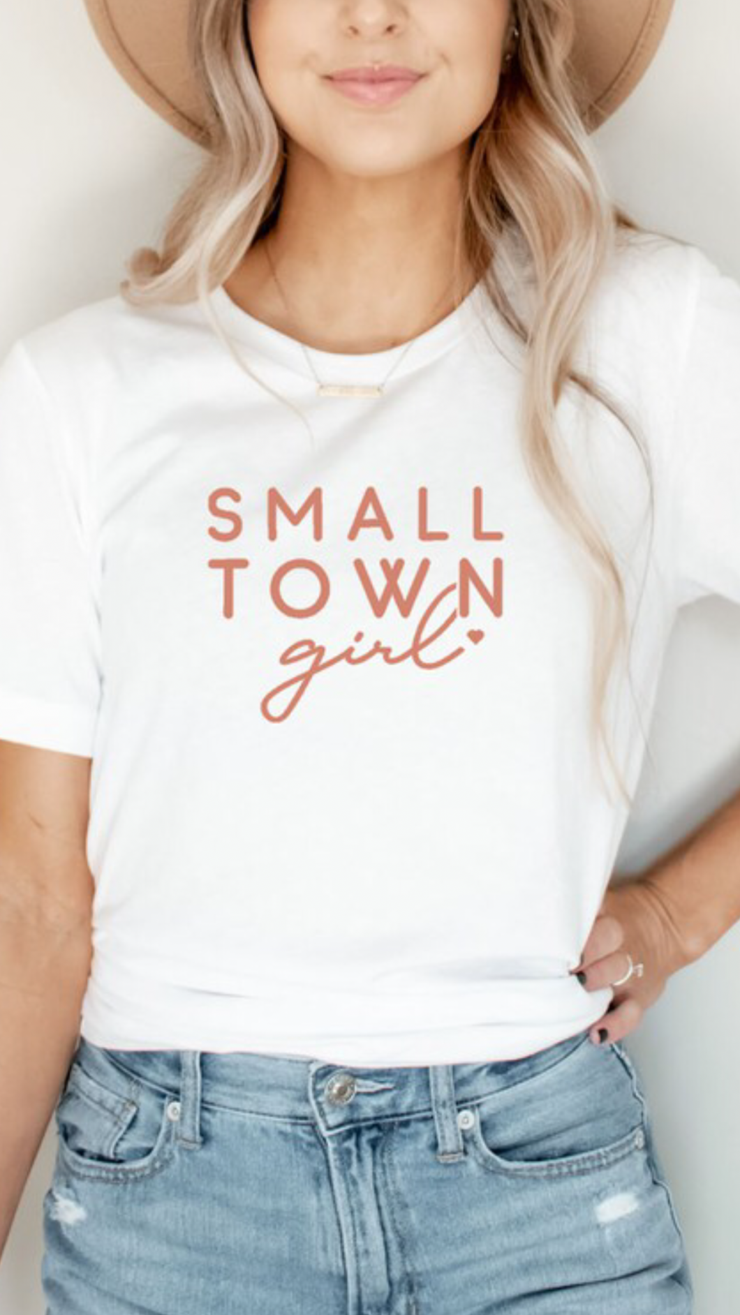 Small Town Girl Soft T-Shirt