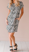 Kathy Cheetah Dress