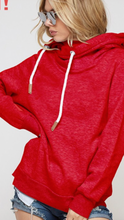 Everyday Drawstring Hooded Sweatshirt