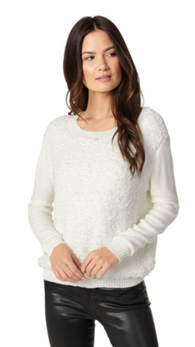Jackson Teddy Sweater By Line And Dot