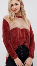 Hip To Be Square Sweater