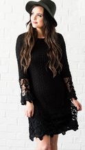 Lydia Dress In Black