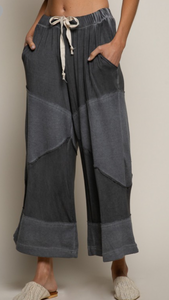 Wide Leg Lightweight Lounge Pant