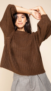 Cocoa Knit Sweater