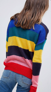 Rainbow Brite Sweater