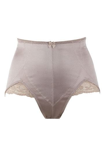 Panty Girdle / Shaping Control Brief - Nude - Size 18-24