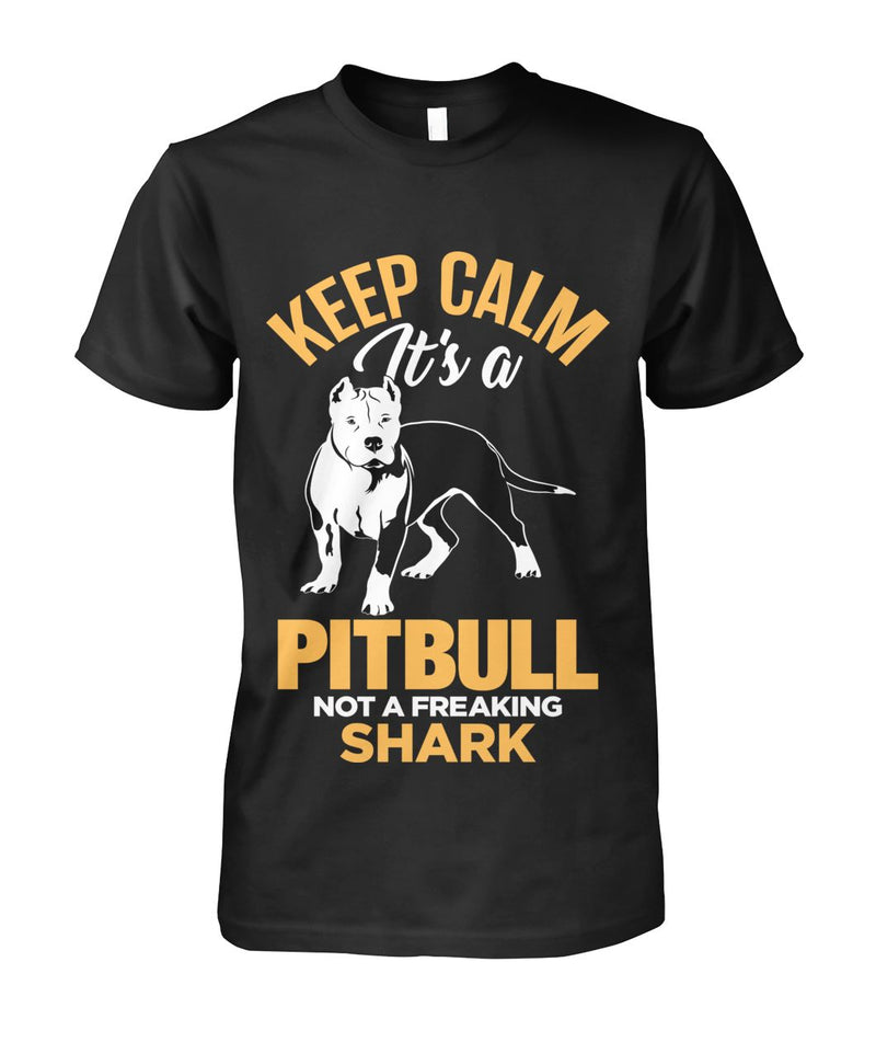 Keep Calm It's A Pitbull