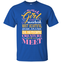 March Girl Ultra Cotton T-Shirt