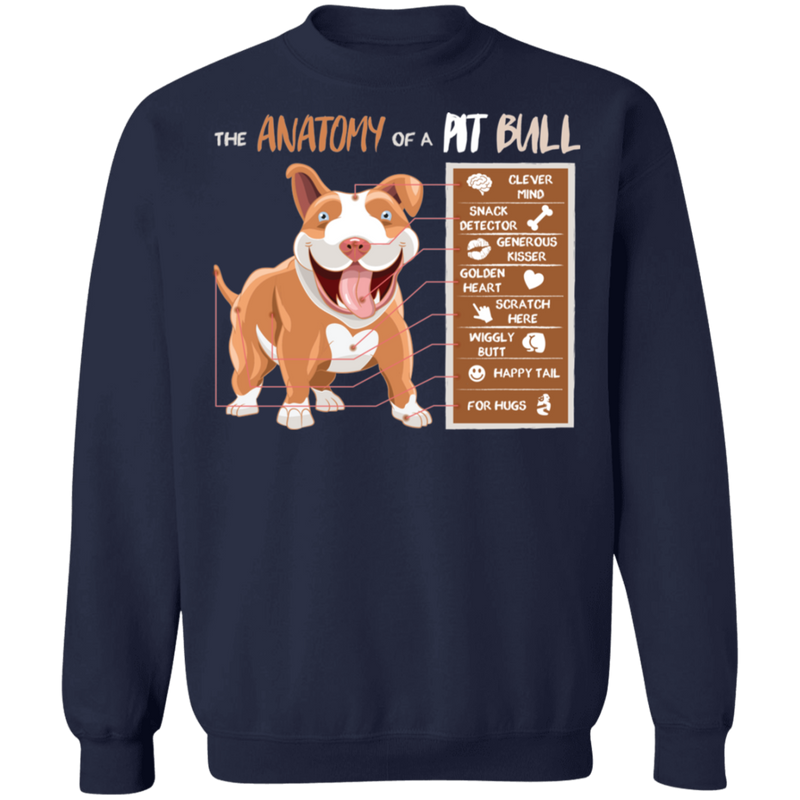 Pitbull Anatomy