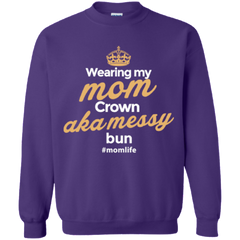 Mom Crown Sweatshirt