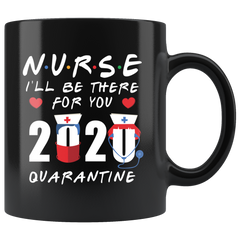 Nurse Quarantine Mug