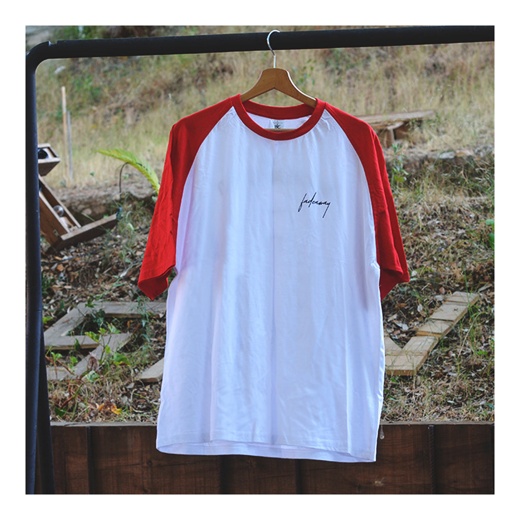 CAMISETA - BASEBALL RED