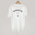 CAMISETA - WHITE NO DREAM IS TOO BIG