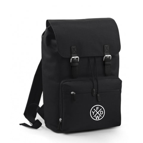 BACKPACK - ALL BLACK FDWY