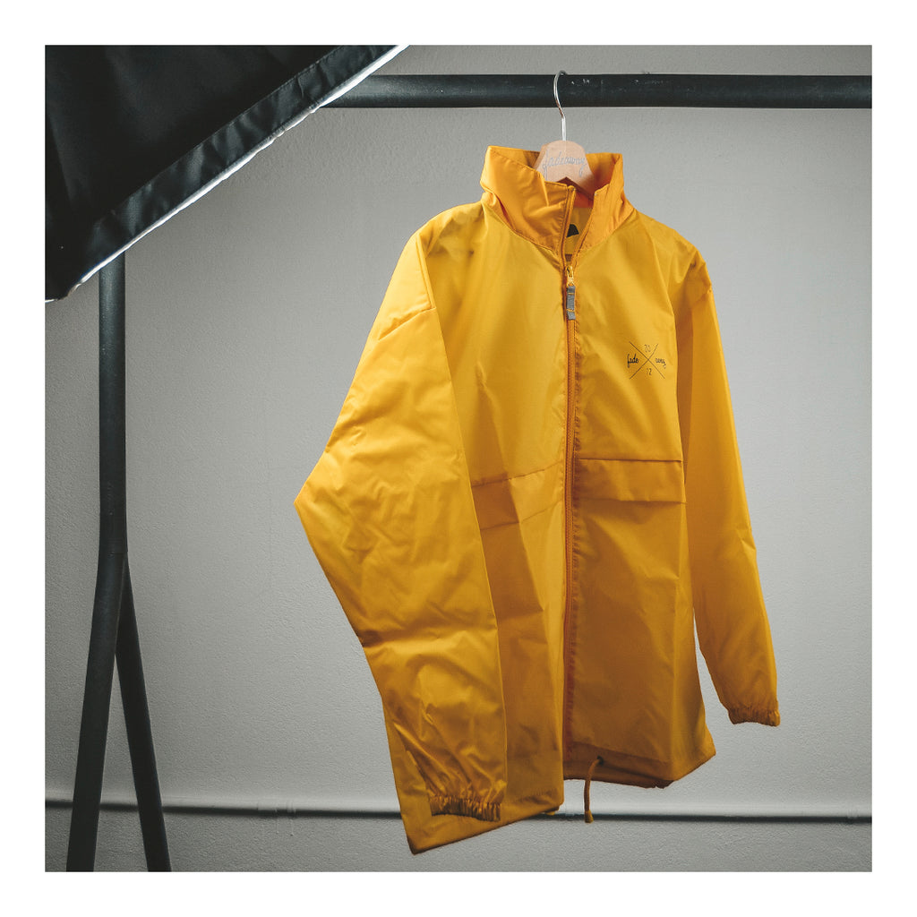 WINDBREAKER - YELLOW