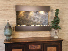 The Reflection Creek Granite Wall Fountain - Earth Inspired Products