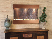 The Reflection Creek Slate Wall Fountain - Earth Inspired Products