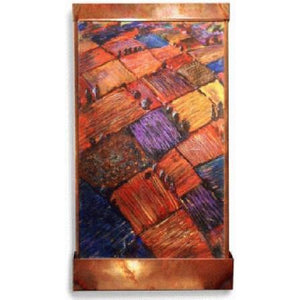 Autumn by Air Painted Wall Fountain - Earth Inspired Products