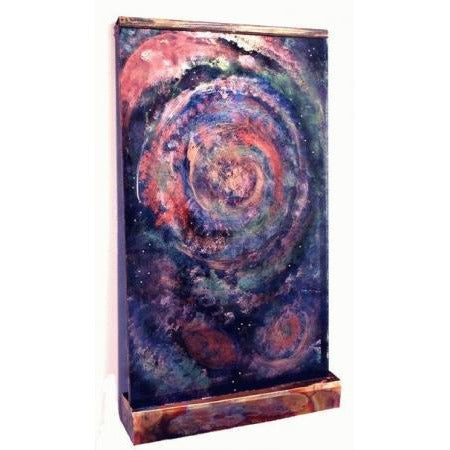 Creation Painted Wall Fountain - Earth Inspired Products