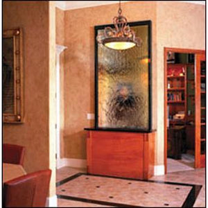 Custom Indoor Waterfall Fountain - Earth Inspired Products