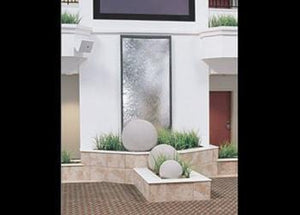 Floor Custom Fountain - Earth Inspired Products