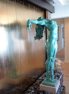 Freestanding Custom Water Fountain - Earth Inspired Products