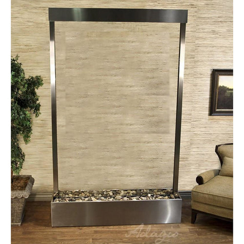 Grandeur River Floor Fountain - Earth Inspired Products