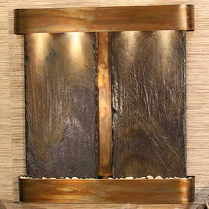 Aspen Falls Wall Water Feature - Earth Inspired Products