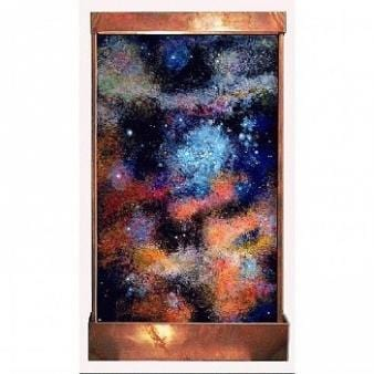 Stellar Nursery Painted Wall Fountain - Earth Inspired Products