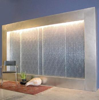 Wall Custom Water Wall Built By Earth Inspired Products