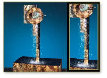 Wall Custom Waterfalls - Earth Inspired Products