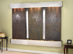 Deep Creek Wall Water Feature - Earth Inspired Products