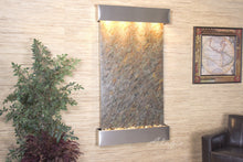 Summit River Wall Water Feature - Earth Inspired Products