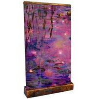 Fireflies Painted Wall Fountain - Earth Inspired Products