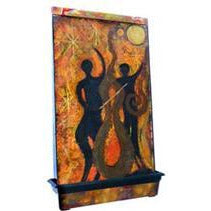 Jammin in Havana Painted Wall Fountain - Earth Inspired Products