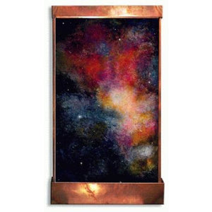Pleaides Painted Wall Fountain - Earth Inspired Products