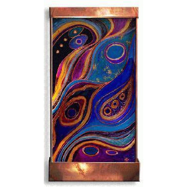 In Your Wildest Dreams Painted Wall Fountain - Earth Inspired Products
