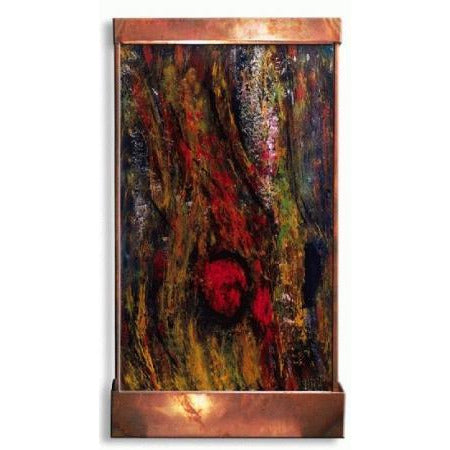 Petrified Forest Painted Wall Fountain - Earth Inspired Products