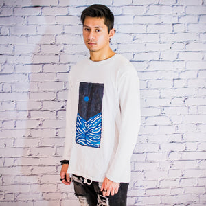Blue Sea long sleeve