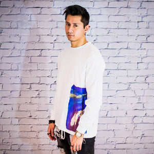 Without creation long sleeve
