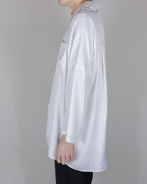 Unnecessary Oversized Rayon Shirt