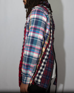Reconstructed Flannel #5