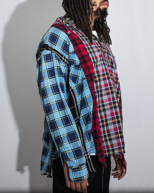 Reconstructed Flannel #4