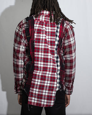 Reconstructed Flannel #3