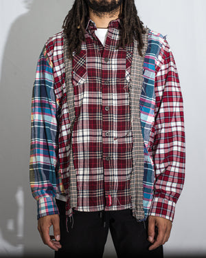 Reconstructed Flannel #1