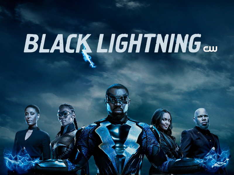 Black Lightning Cast Coil Beauty Shopping List