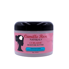 Oil infused softening hair butter that provides intense everyday moisture.